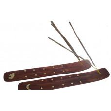 Stäbchenhalter aus Holz