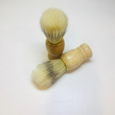 Shaving brush bristle
