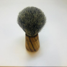 Shaving brush artificial bristle