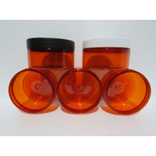 Crucible 100 ml orange